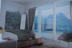 Schlafzimmer Immobilie Obergeschoss Seesicht